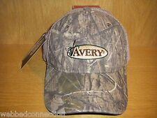 Avery Logo Greenhead Gear GHG Buck Brush Trucker Hat Cap Blind Mesh Back