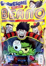 BEANO COMIC MAGAZINE 10th OCTOBER 2018 GNAWESOME GIFT ISSUE ~ NEW ~