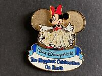 WDW - Happiest Celebration on Earth Minnie Mouse Disney Pin 37670