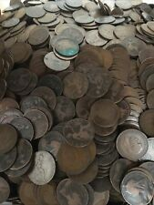 More details for 1860-1949 british one penny coins from old bulk | bulk coins | pennies2pounds