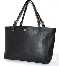 Tory Burch 'York' Buckle Tote, Black, Pre-owned (w) $295