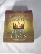 A CLASH OF KINGS GEORGE R. R. MARTIN AUDIO BOOK