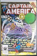 Captain America #314: Grading VF