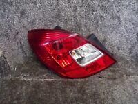 VAUXHALL CORSA D 5 DOOR 2006-2011 PASSENGER SIDE REAR LIGHT REAR LAMP N/S/R