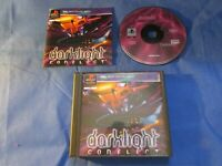 darklight conflict PlayStation PS1 PSX boxed w/ manual PAL UK game