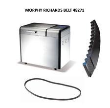 Morphy Richards Bread Maker Replacement ~ Drive Belt - Model - 48271