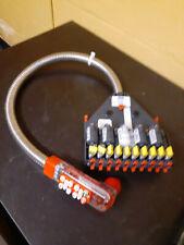 Schroeder America 10 button bar gun/model 950 manifold, 30' hose,mounting plate