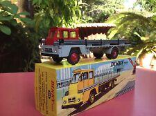 Dinky Toys Ref 885 Saviem porte fer very very near Mint in original box neuf