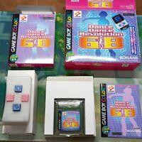 Dance Dance Revolution GB Nintendo Game Boy GB Japan
