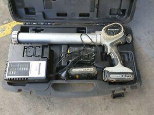Panasonic EY3641LS1S57 3.3Ah Li-Ion Cordless Sealing / Caulking Gun Combo Kit