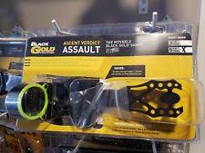 Black Gold Ascent Verdict Assault Custom 5 Pin