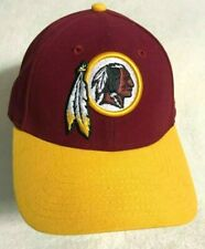 """WASHINGTON REDSKINS"" (NEW ERA 9FORTY NFL) BALL CAP hat FOOTBALL ADULT very nice"