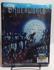 Underworld: Rise of the Lycans(2009)(Bluray+HD UV,Steelbook)NEW(Sealed)-Free S&H