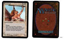 MRM ENGLISH Serra Angel GOOD+ MTG magic ALPHA SAA03