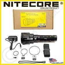 GENUINE Nitecore TM36 LED Luminus Long Range Flashlight-NBP52 Battery-1800 Lumen
