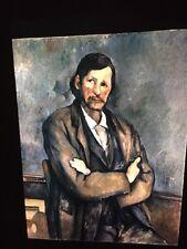 "Paul Cezanne ""Clockmaker"" French Post-impressionism 35mm Art Slide"