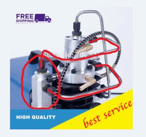 YONGHENG Air Pump Compressor 30Mpa High Pressure Paintball Refilling Parts PCP