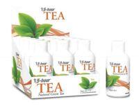 12x Bottles 5 Hour Energy White Peach Tea - ( 1.9 Oz ) Natural Green Sugar Free