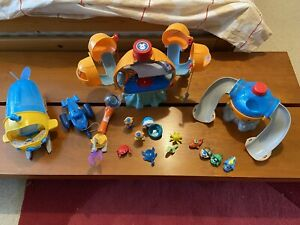octonauts toys bundle
