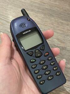 L&D🇫🇷 Téléphone Mobile Nokia 6110 Bleu Très Bon Etat