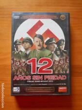 DVD 12 AÑOS SIN PIEDAD (PACK 6 DVD'S) -DOCUMENTAL JOSE DELGADO -ADOLF HITLER (O3