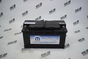Jeep Grand Cherokee IV WK2 Mopar Startbatterie Batterie 12V 90AH AGM BE0H8900AB