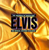 Elvis: The Official Auction Catalogue