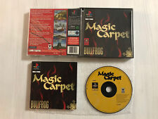 MAGIC CARPET SONY PLAYSTATION PS1 PAL COMPLET