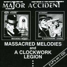 Major Accident - Massacred Melodies / a Clockwork Legion [New CD]