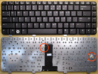 New Keyboard for HP 540 541 550 Laptop 456624-001 495400-001 499999-001