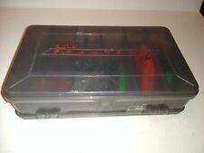 Phantom Jr. 3516 Double Sided Tackle Box, Vintage Lures,