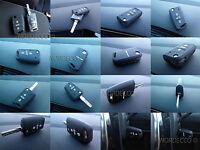Silicona de 3 BOTONES Voltear LLAVERO FUNDA PROTECTORA VW Mark 7 Golf GTI Gtd