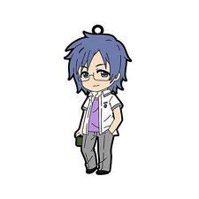 Ano Natsu de Matteru Tetsuro Ishigaki Rubber Cell Phone Strap NEW