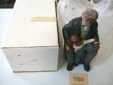 Miss Martha Originals All God'S Children Frederick Douglass Figurine Orig. Box