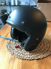 Bell Custom 500 3/4 Helmet Flat Black xl