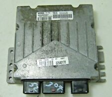 PEUGEOT 307 2000-2008 ENGINE ECU CONTROL UNIT 5WS40030B-T
