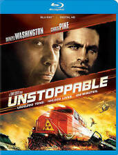 Unstoppable Blu-ray, DVD, Pine, Chris, Washington, Denzel, , New