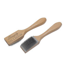 BALLROOM SHOE WIRE BRUSH FOR ROUGHENING UP SUEDE SOLES