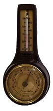 New listing Vintage Barometer/Thermometer Weather Station - Airguide Bakelite