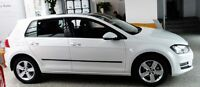 Body Side Mouldings Door Molding Protector Trim for VW Golf VII 5D 2012-2016