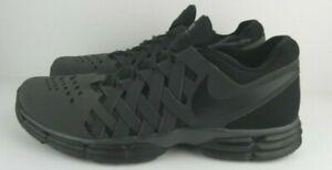 Nike Mens Lunar Fingertrap TR Training Shoes Grey Size 13 898066-010