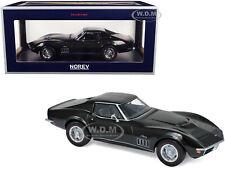 1969 CHEVROLET CORVETTE STINGRAY DARK GREEN 1/18 DIECAST MODEL CAR NOREV 189030