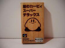 Hoshi no Kirby Super Deluxe Nintendo Super Famicom SFC