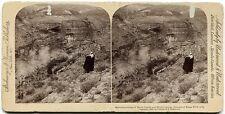 Stereofoto. Karmel, Muskete, Israel, Elija, von 1896