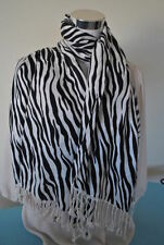 Unbranded Animal Print Pashmina Scarves and Wraps for Women