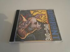 WARRANT - DOG EAT DOG. CD ALBUM. 1992 COLUMBIA COL 472033 2 EXCELLENT CONDITION