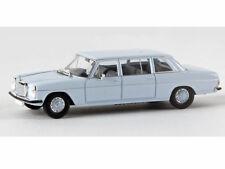 Brekina 13403 Mercedes Benz MB 220 D lang hellblau 220D Starmada 1:87 Neu