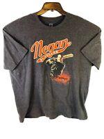 Loot Crate Men's Size 2XL AMC The Walking Dead Negan Sluggers Lucille T Shirt