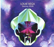 LOUIE VEGA - STARRING...XXVIII 2016 JAPANESE 2CD WITH OBI 28 TRACKS