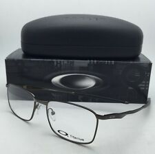 31c09822ea Oakley Wingfold Titanium Eyeglasses Satin Pewter 52mm Ox5100-0252